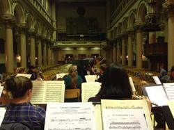 Dress Rehearsal for Bruckner