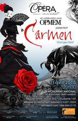 Carmen with Opera Immediat