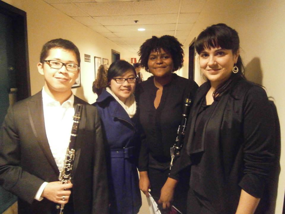 The Til Clarinets