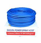 Spray hose, garden hose, durable hose, water jet, bp