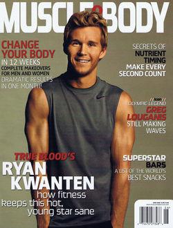 Muscle & Body Ryan Kwanten