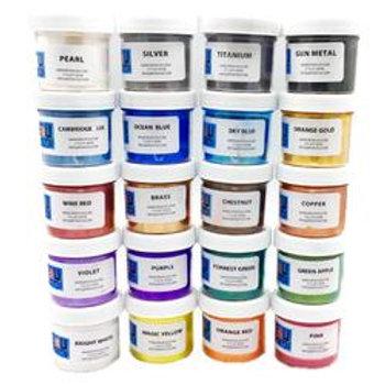 Metallic Accent Pigment Powder Sample