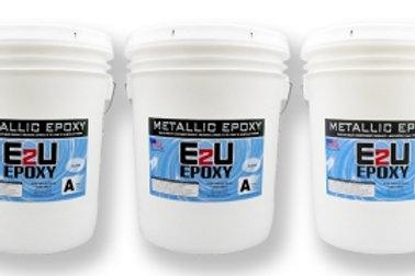 Metallic Epoxy (Clear) Kit 15Gallon