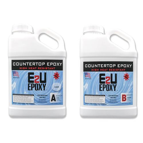 COUNTERTOP EPOXY-HIGH HEAT RESISTANT KIT 1.5gallon
