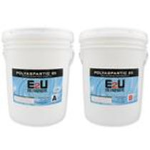 Polyaspartic 85 (Clear) Kit 10gallon