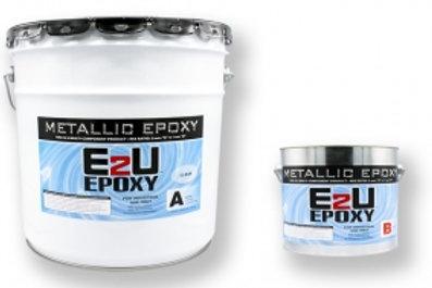 Metallic Epoxy (Clear) Kit 3Gallon