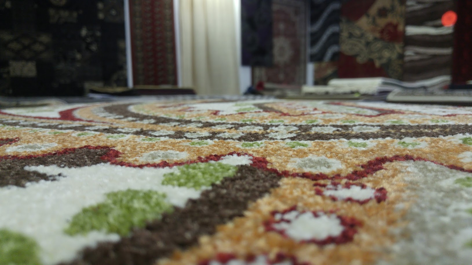 Tapis Multi couleurs