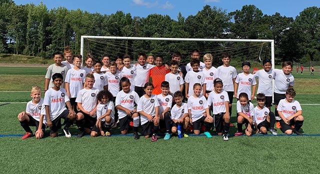 Great time today with our inter squad sc