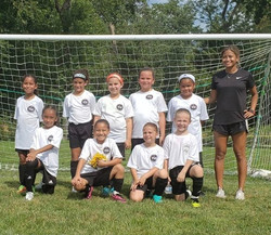 Great weekend for our 2011+2012 girls at