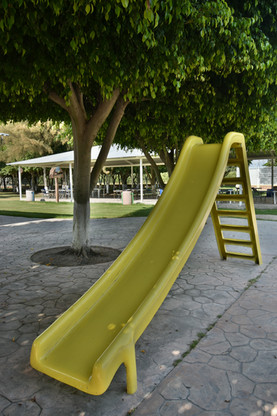 Áreas Infantiles en Seco