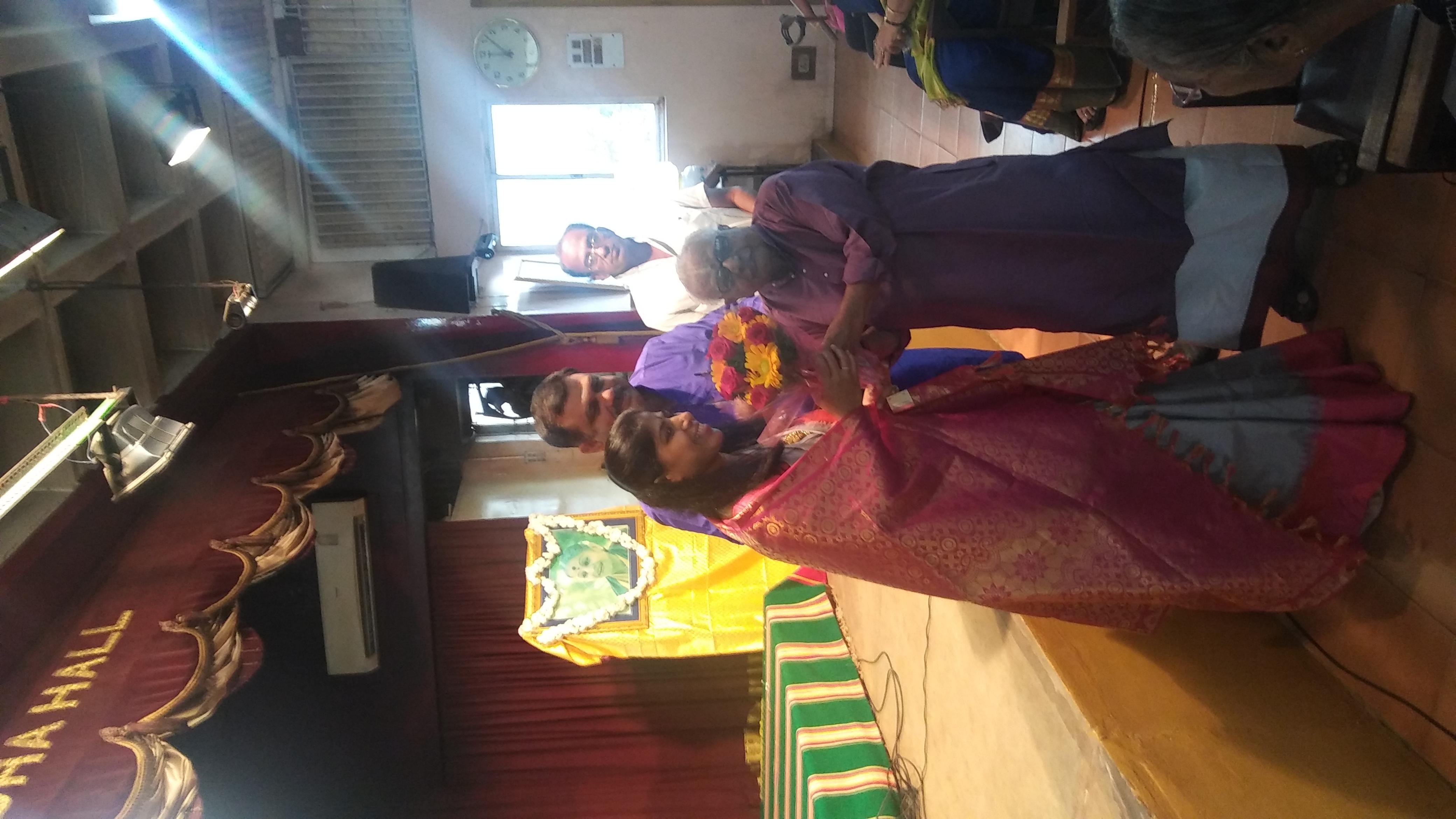 Kiranavali, Dr. T K Murthy & Cheenu