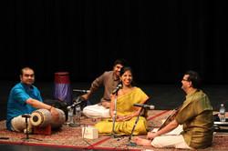 At Bharati Kala Manram, Toronto