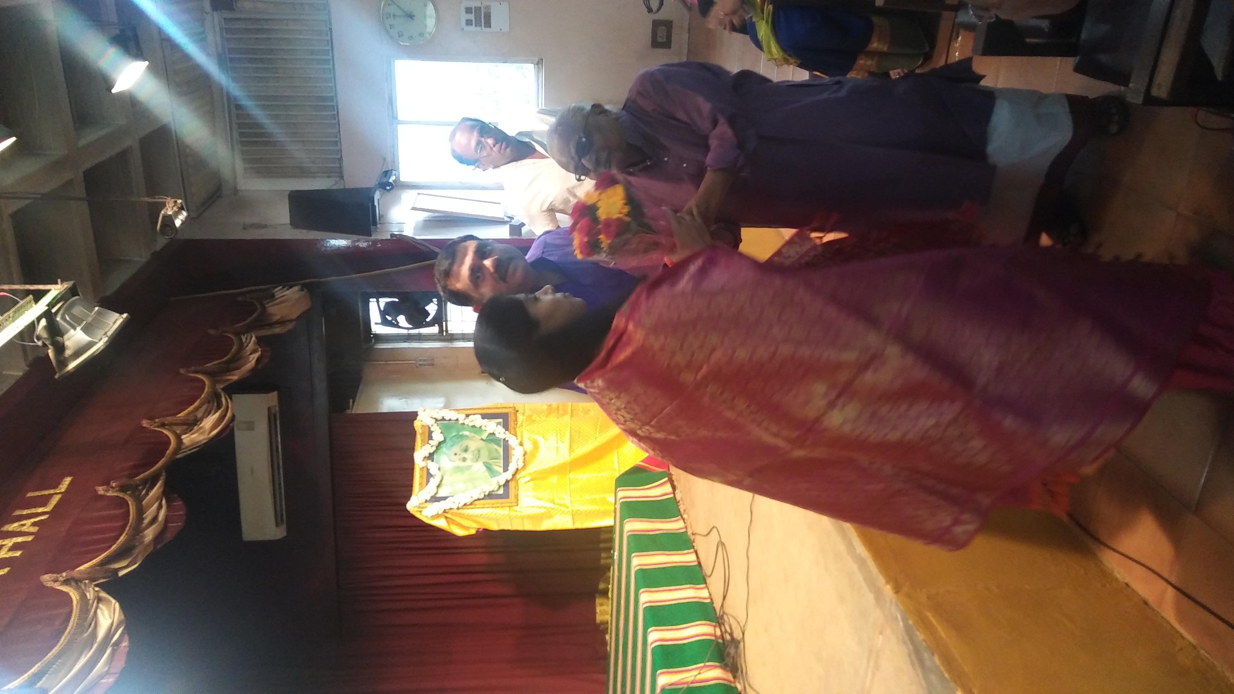 Dr. T K Murthy, Kiranavali & Cheenu