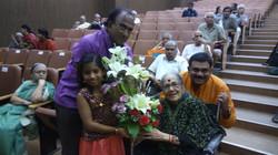 Akshara with Radha & Cheenu 1