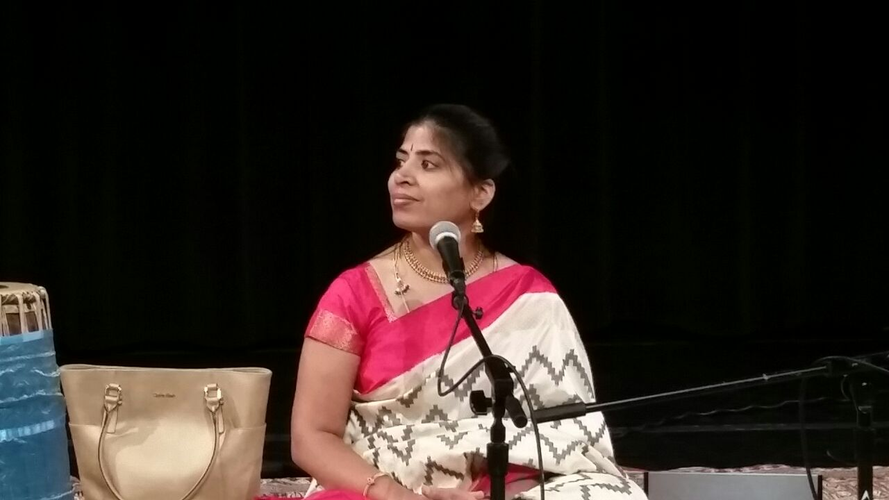 At Dhvani, Columbus, Mar 2015