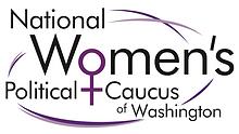 Logo of the National Women's Political Caucus of Washington