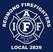Redmond Professional Firefighters logo.