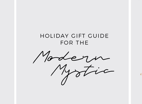 18 Unique Gifts for the Modern Mystic