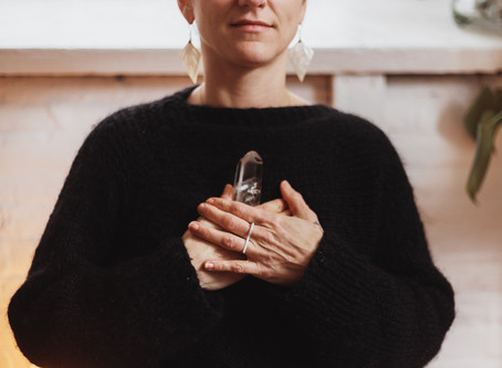 3 Crystals to Help with Holiday Overwhelm