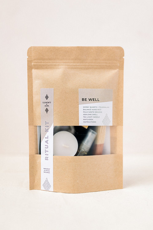 Be Well Ritual Kit