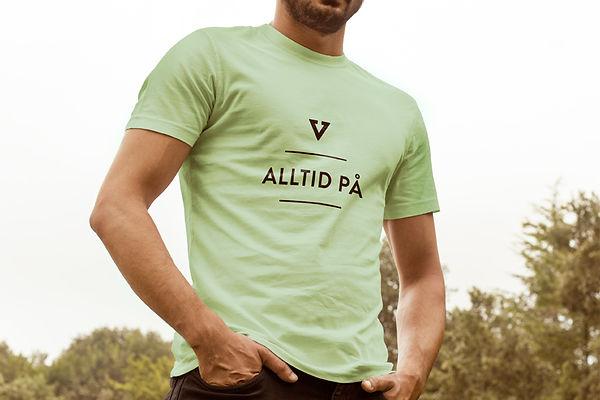 V-Hosting t-skjorte