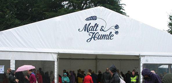 Malt & Humle telt