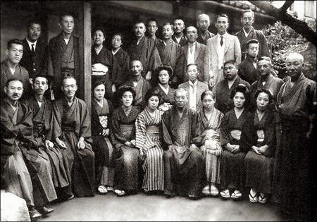 Mikao Usui initia de nombreux Maitres-Enseignants