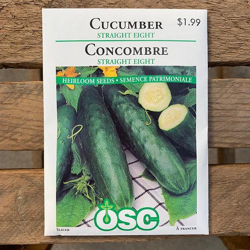 Cucumber - Straight-Eight