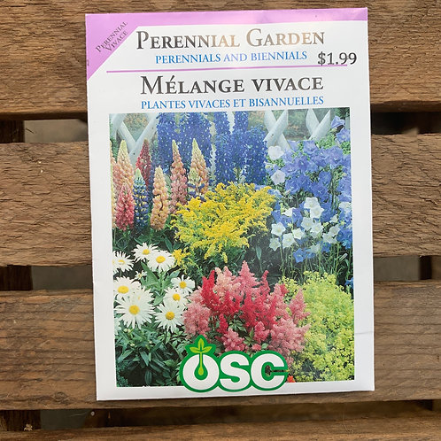 Perennial Garden Mix