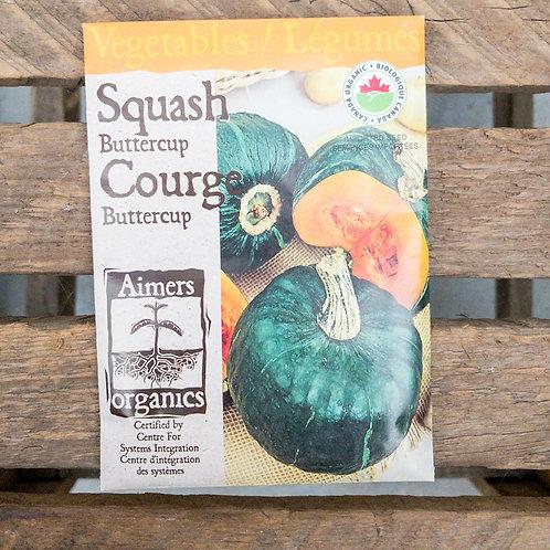 Squash - Buttercup - Organic