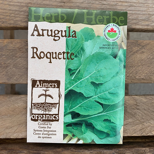 Arugula - Organic