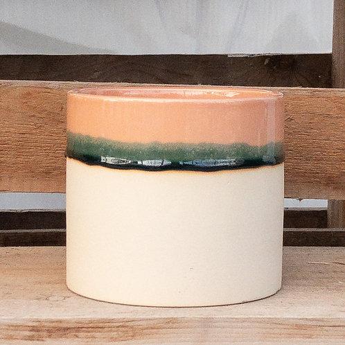 Tri-colour Ceramic