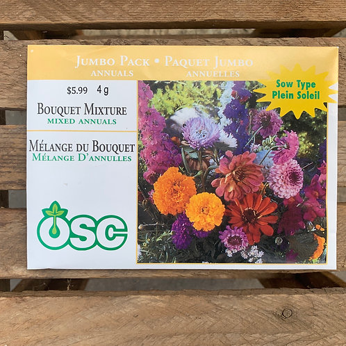 Bouquet Mixture - Mixed Annuals