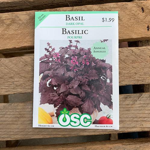 Basil - Dark Opal