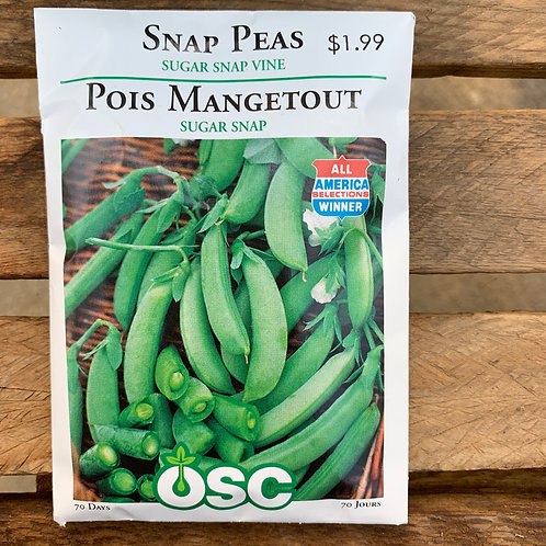 Snap Peas - Sugar Snap Vine