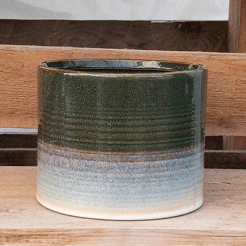 Green & Grey Ceramic