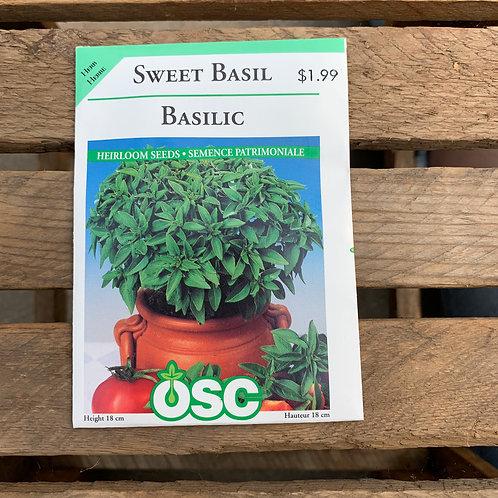 Basil - Sweet