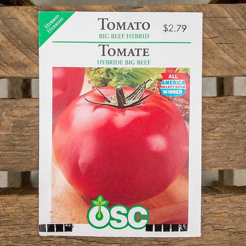 Tomato - Big Beef Hybrid