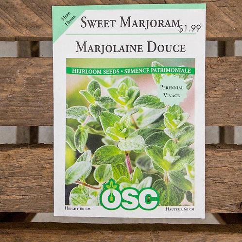 Herb - Sweet Marjoram