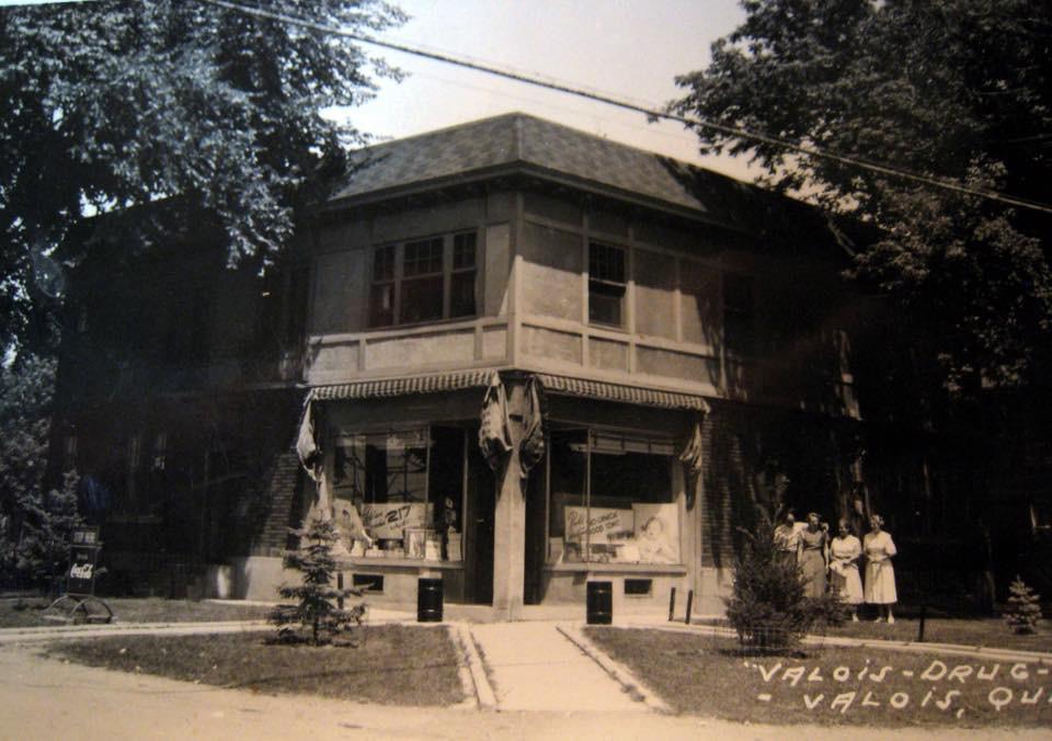 Valois Bay Building
