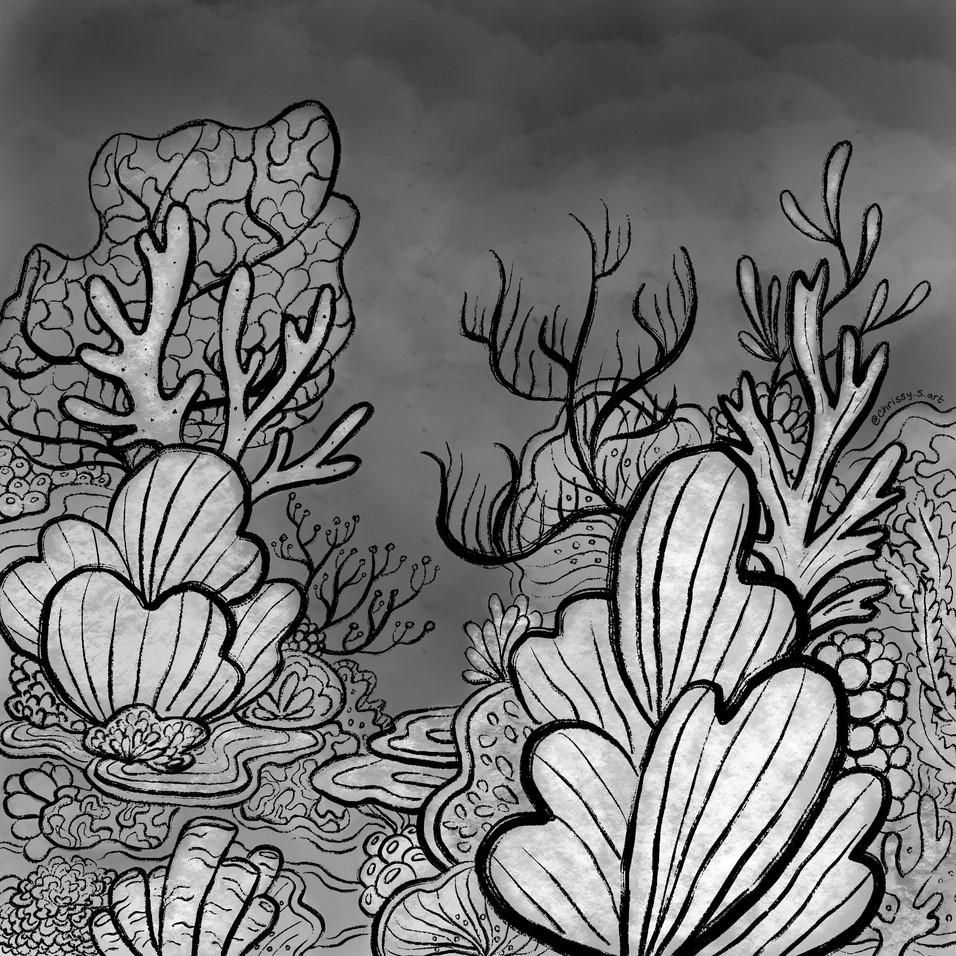 christine-syracuse_inktober-2020-coral.J