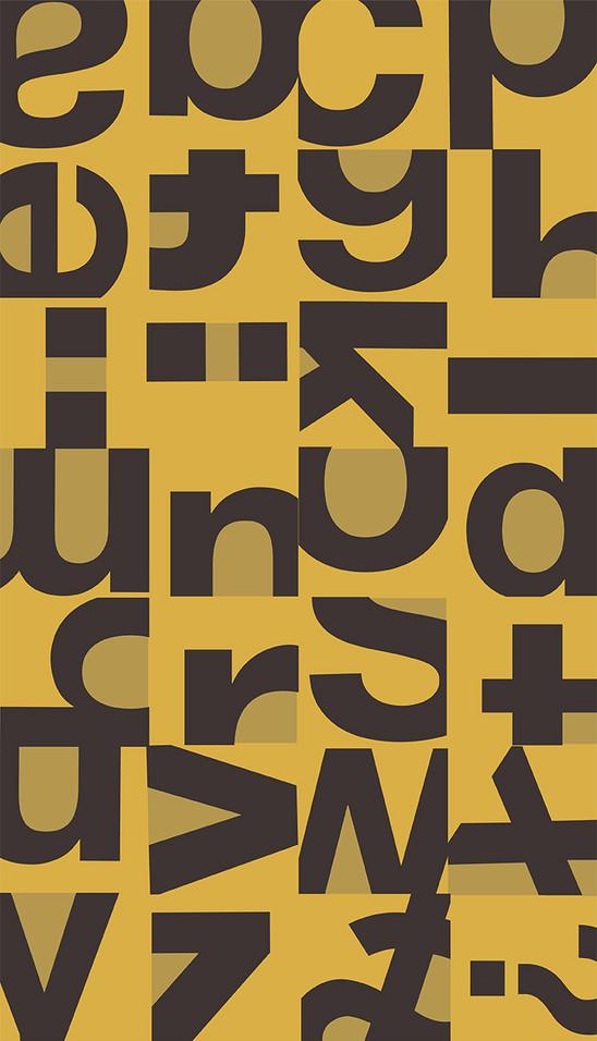 Type Mosaic