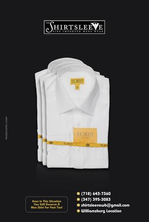 ShirtSleeve Ad