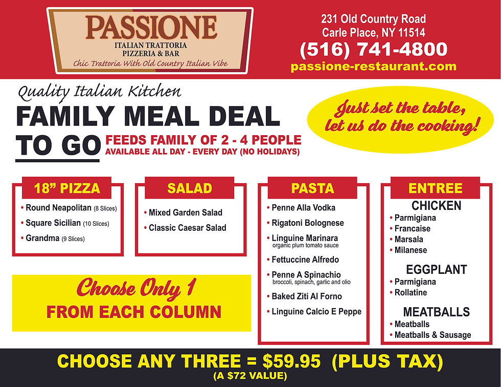 Family Meal Deal Flyer_passione.jpg