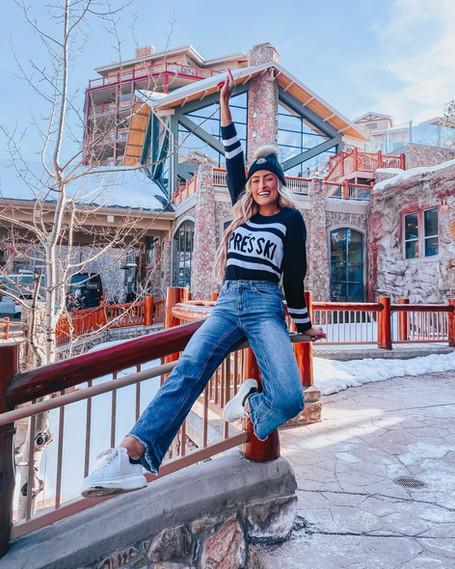 Park City, Utah - A Skier's Dream