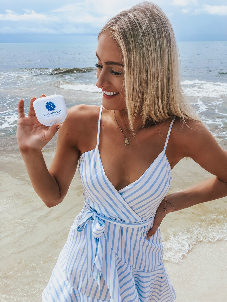Professional and Affordable At-Home Teeth Whitening