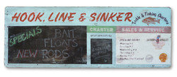 #2 - HOOK, LINE & SINKER