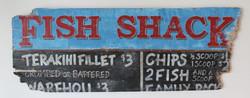 #3 - FISH SHACK