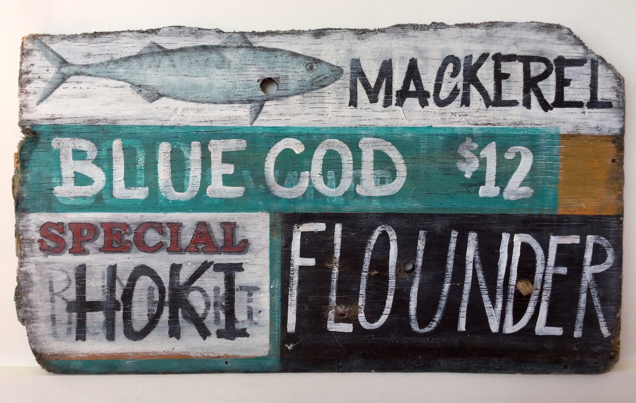 #4 - HOLY MACKEREL