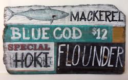 #4 - HOLY MACKEREL